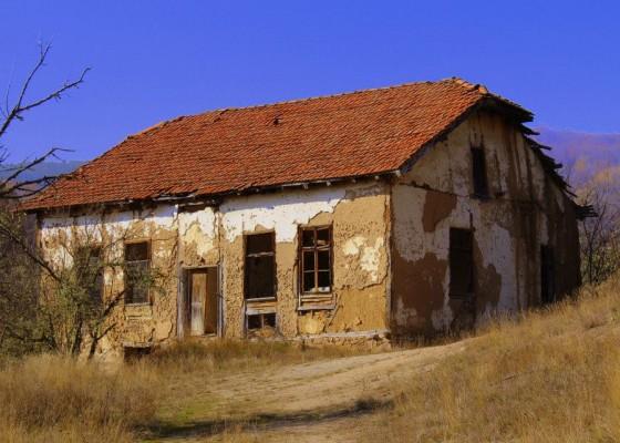 В село Коприва